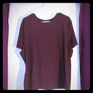 Apt. 9 Woman's stretchy T-shirt 3X